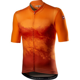 Castelli Polvere Jersey Men, orange
